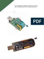 Manual e Instrucciones Programador