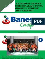 Juan Carlos Escotet - Banesco Realizó Su Tercer Simulacro de Desalojo Total Por Sismo de La Sede de Ciudad Banesco