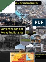 Contaminación Por Avisos Publicitarios (SJL)