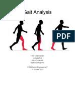 gait analysis