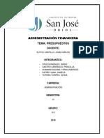 Administración - Presupuesto (Recuperado)