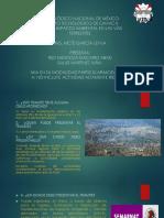 manifestacion de impacto ambiental
