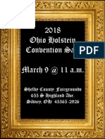 0hio Holstein 2018 Convention Sale Catalog