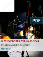 Jazz exercise