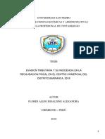 1. CLASE I.R. Renta, Ambito Aplic.