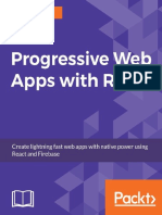 Domes, Scott - Progressive Web Apps With React. (2017, Packt Publishing)
