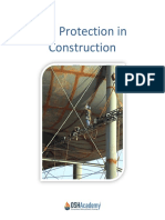 805 Fall Protection in Construction