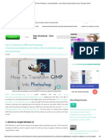 How to Transform GIMP Into Photoshop - LinuxAndUbuntu - Linux News _ Apps Reviews _ Linux Tutorials HowTo