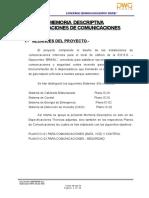 Memoria Descriptiva Gaseocentro Brasil Revisada