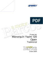 Menorquin Yacht