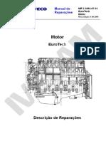 Ajuste de Motor Tech Motor 01