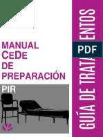 CEDE - Muestra Manual Tratamientos