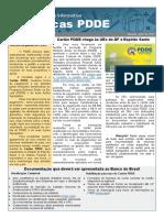 2. Boletim Informativo Dicas PDDE 02-2017