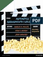 Matemática. Razonamiento y aplicaciones, 12va Edición - Charles D. Miller.pdf
