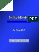 Dattner Ben - Coaching Para Ejecutivos
