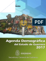 Agenda Demografica Gro Mayo 2017