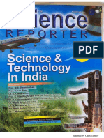 science reporter May 2018