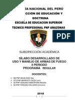 SILABO USO Y ARMAMENTO II EESTP AMAZONAS.docx