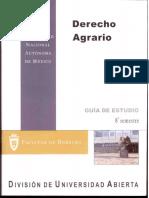 Guia de Estudio UNAM_Derecho Agrario.pdf