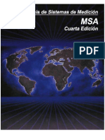 MSA Cuarta Edicion