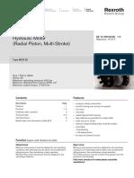 Motor Radial Multi-stroke
