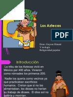 LOS ASTECAS
