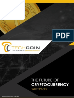 TechCoinWhitepaper v2.0 Final