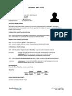01 Trabajos CV Sobrio