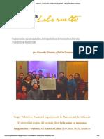 Soberanía, acumulación, infrapolítica. Entrevista a Sergio Villalobos-Ruminott
