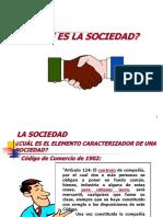 F Copia de La  Sociedad 1ra.ppt