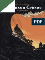 Christophe Gaultier - Robinson Crusoe, De Daniel Defoe