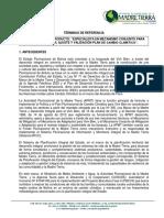 TDR Conjunto Plan PCC 02102018