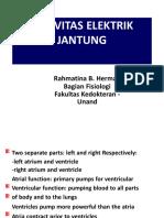 1.3.1.7 - Aktivitas Elektrik Jantung