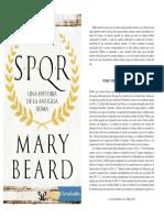 Beard, Mary - Polibio, Versión a Dos Hojas