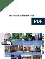 The Pritzker Prize