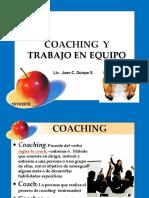 Coaching Trabajo en Equipo