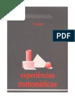 Experiências Matemáticas 7a Série EF