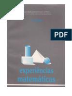 Experiências Matemáticas 6a Série EF