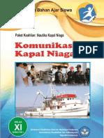 Komunikasi Kapal Niaga Xi 3 Lis