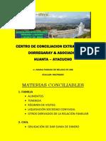 z Materias Conciliables