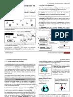 Teoria1 Conceptos Fundamentales en Quimica