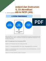Esensi Standard dan Instrumen Bab III, VI, IX Akreditasi PUSKESMAS & FKTP.docx
