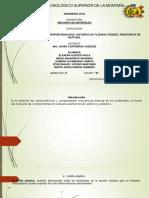 Unidad 1.4 Mecanica de Materiales- Eleazar