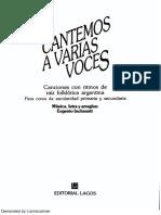 Cantemos a varias voces. Eugenio Inchausti.pdf