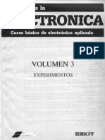 Curso Basico de Electronica Aplicada 3