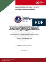 Calderon Francisco Mejora Proceso Control Calidad Lubricantes Industriales