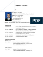 CV Imran Parvez MS-Aug2018