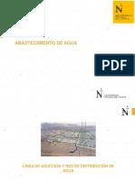 Presentacion Abastecimiento de Agua CAP5_RED de DISTRIBUCION