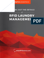 RFID Laundry Tracking Infographic