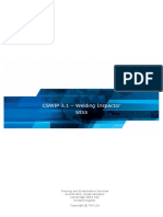 CSWIP 3.1 WIS5 2017